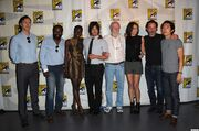 The walking dead cast 5