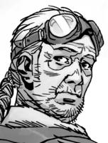 Eugene Porter (Komiks)