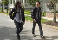 AMC 513 Rick Michonne Patrol