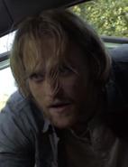 The Oath Paul in car
