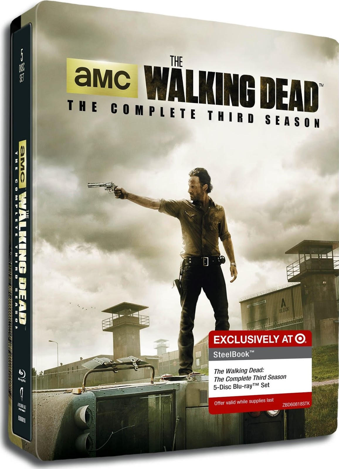 The Walking Dead The Complete Third Season Walking Dead