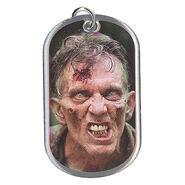 The Walking Dead - Dog Tag (Season 2) - WALKER 24 (Foil Version)