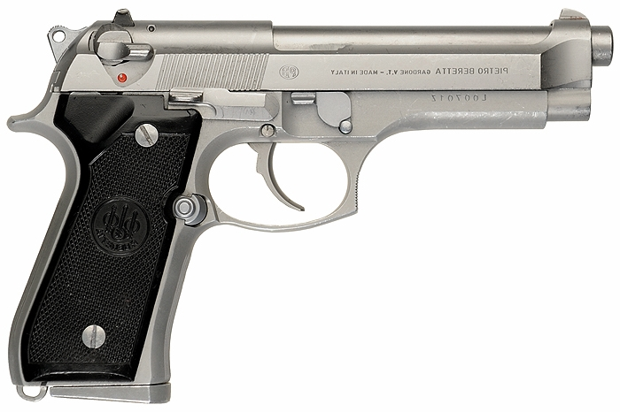 Beretta 92FS Inox | Walking Dead Wiki | FANDOM powered by Wikia