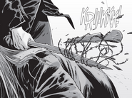 Lucille's 'death' TWD Issue 159