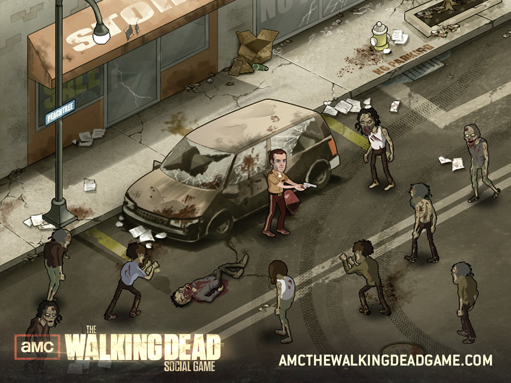TWD S3 1024 Social Game