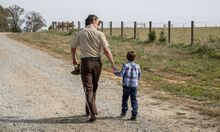 TWD Rick Carl Young