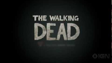 The Walking Dead The Game - Teaser Trailer