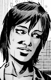 Maggie Greene (Comic Series)