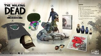 TWD Signature Pack