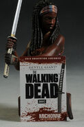 Michonne Mini Bust 5