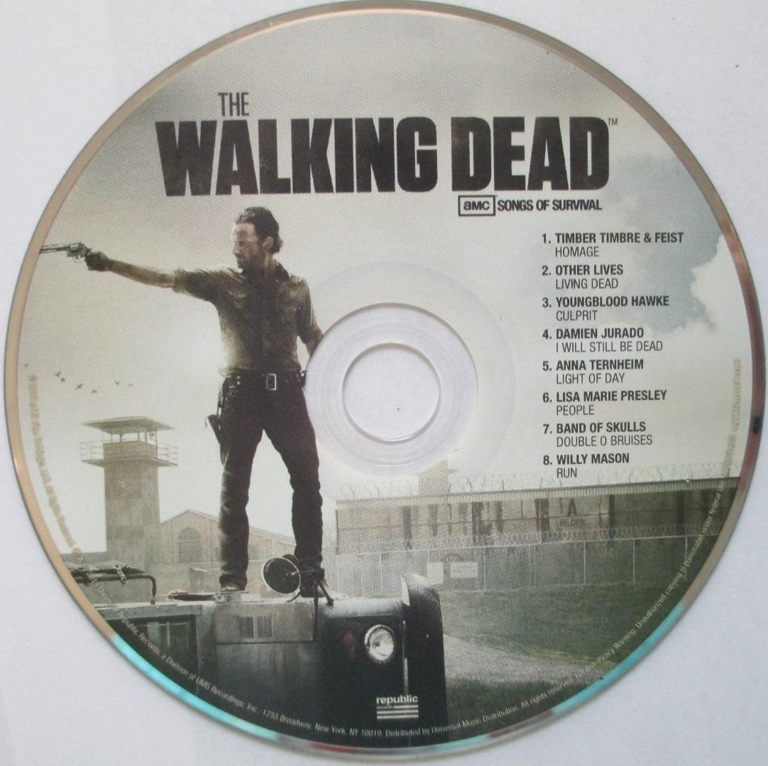 Walking Dead Wiki:Music Portal | Walking Dead Wiki | FANDOM