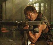 Daryl Inside Prison