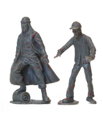 Jesus pvc figure 2-pack (bloody grey) 2