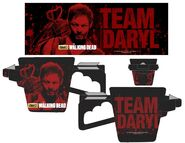 Team Daryl Crossbow Mug