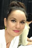 Sarah Wayne Callies September 2013