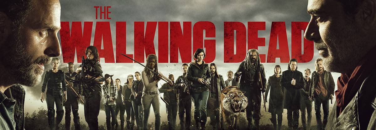 Image result for the walking dead banner