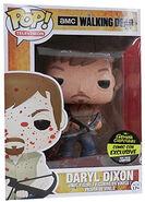 "9"" Bloody Daryl Dixon - Gemini Sticker"