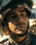 Season one sergeant castro