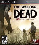 TWD PS3 Cover