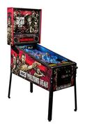 The Walking Dead Pinball Machine (Pro Edition) 2