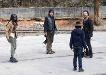 Walking-dead-michonne-daryl-carl-rick-season-finale