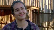 Tara Smiling 7x08