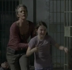 Carol and Molly (Infected)