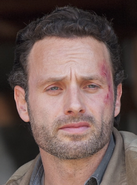 Season two rick grimes