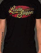 The Walking Dead Lucille Slugger Premium Tee