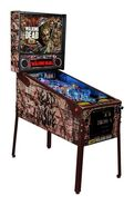 The Walking Dead Pinball Machine (Limited Edition) 1