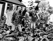 Zombie's attack 84x17