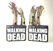 Zombie Hand Bookend 9