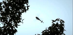 FEMA helicopter
