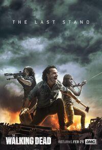 Season eight poster 2