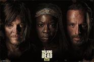 Walking Dead - Trio