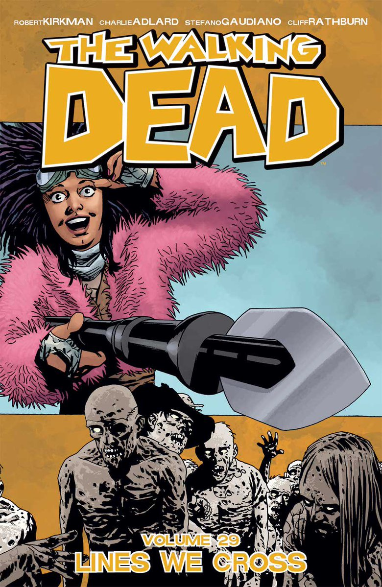 walking dead comic 173 cbr