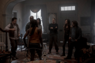 10x04 Eugene explains to the Hilltop group