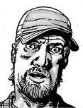 Cap bearded man Issue 46