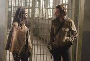 Michonne Rick Welcometothetombs