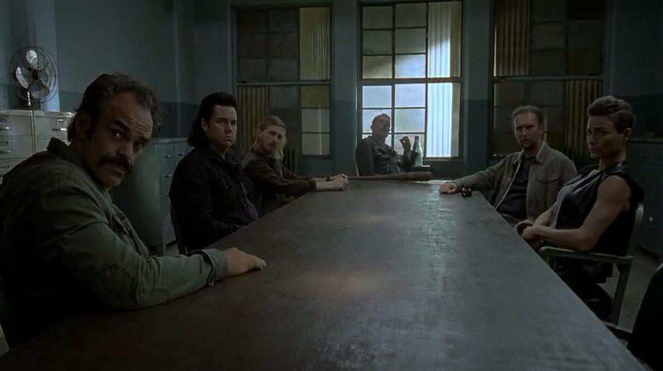 Negan S Inner Circle Tv Series Walking Dead Wiki Fandom Powered By Wikia