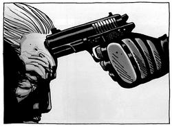 Hershel's death 48x15