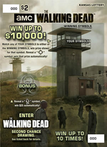 The Walking Dead scratch games (Kansas)