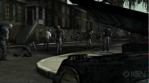 The Walking Dead Season Finale русские субтитры