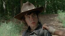 TWD Carl Angry