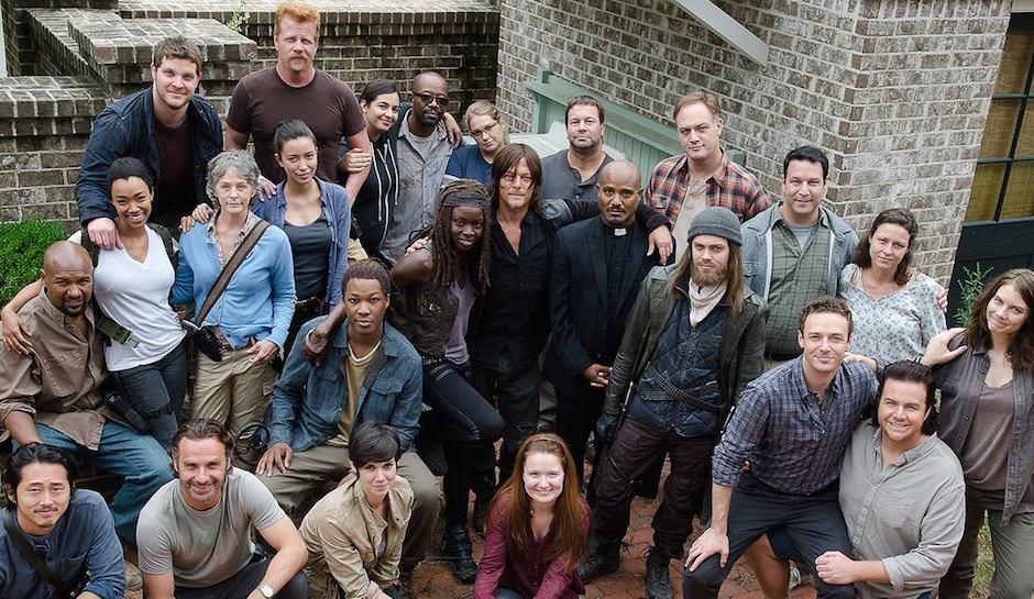 612 Walking Dead Behind the Scenes