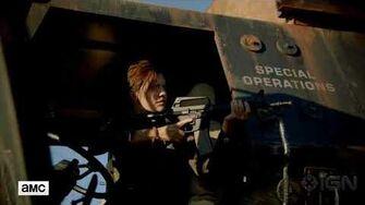 Fear the Walking Dead Season 4 Teaser Maggie Grace via IGN-0