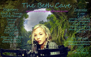 The Beth Cave lovely piece of gem