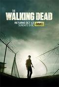 Walking Dead S4 Poster