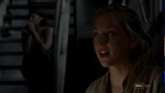 Beth Singing Hold on for Tom Waits ( walking dead)