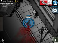 Sophia (Assault) fists kill